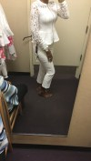 Bisou Bisou Lace Illusion Jacket