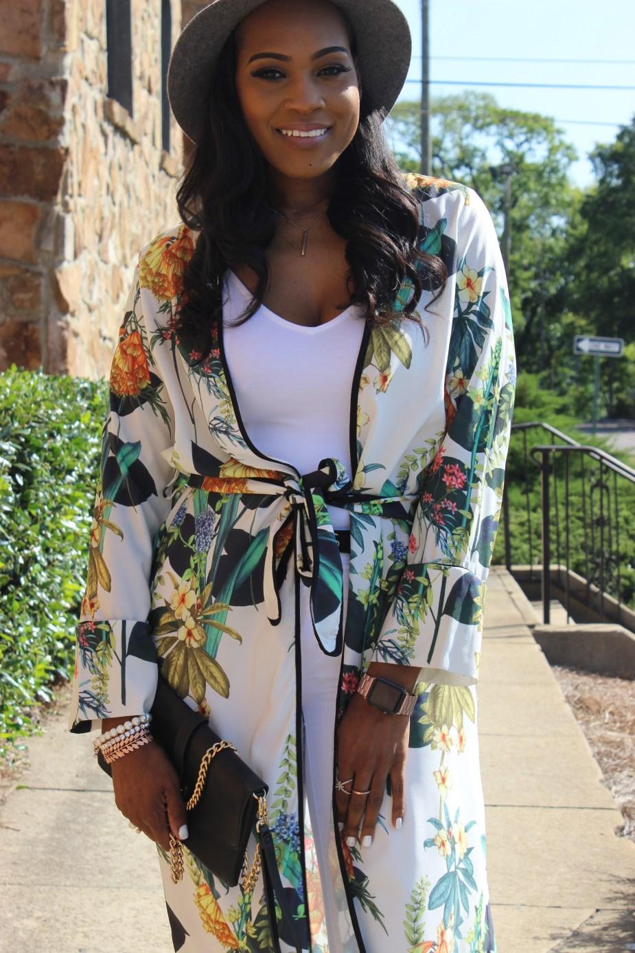Style-files-White-Civil-Skinny-Jeans-forever-21-white-bodysuit-shein-white-floral-Open Front Longline Kimono -Cape-Ribbon-black-Meg Ankle Strap Beaded Heel-Cape-Ribbon-studded-ankle-strap-sandals-oohlalablog-12