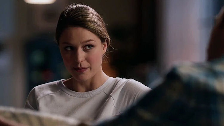 Supergirl Review Kara Has Trouble With The Inlaws  Oohlo
