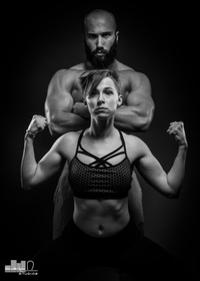 Fitness Photography Couple