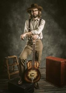 Portrait Photography Musician