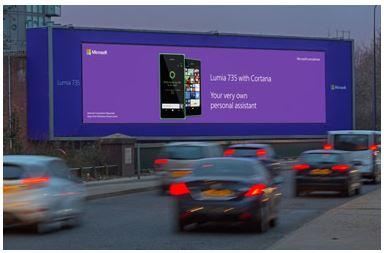 Microsoft in UK