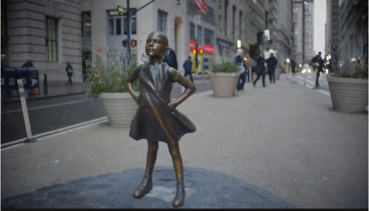 fearless girl statue use
