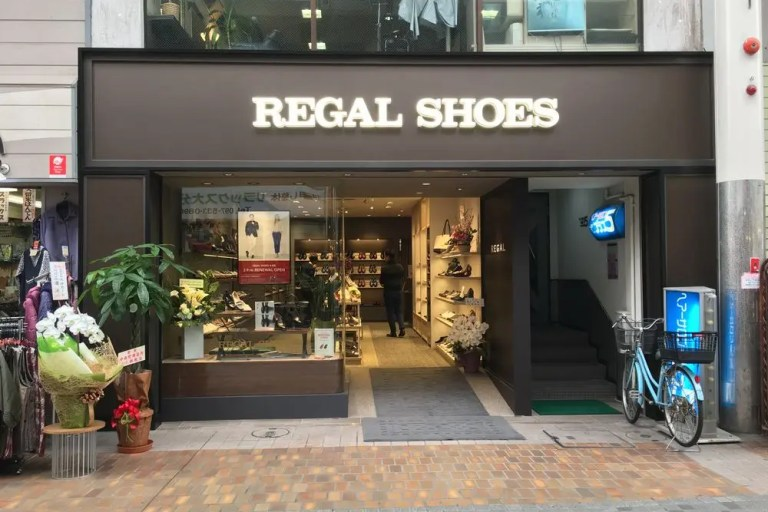 REGAL SHOES