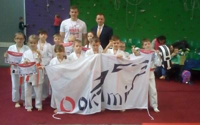 5 Turniej Karate w Giżycku