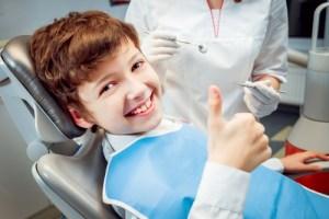 子供の矯正治療後:定期観察