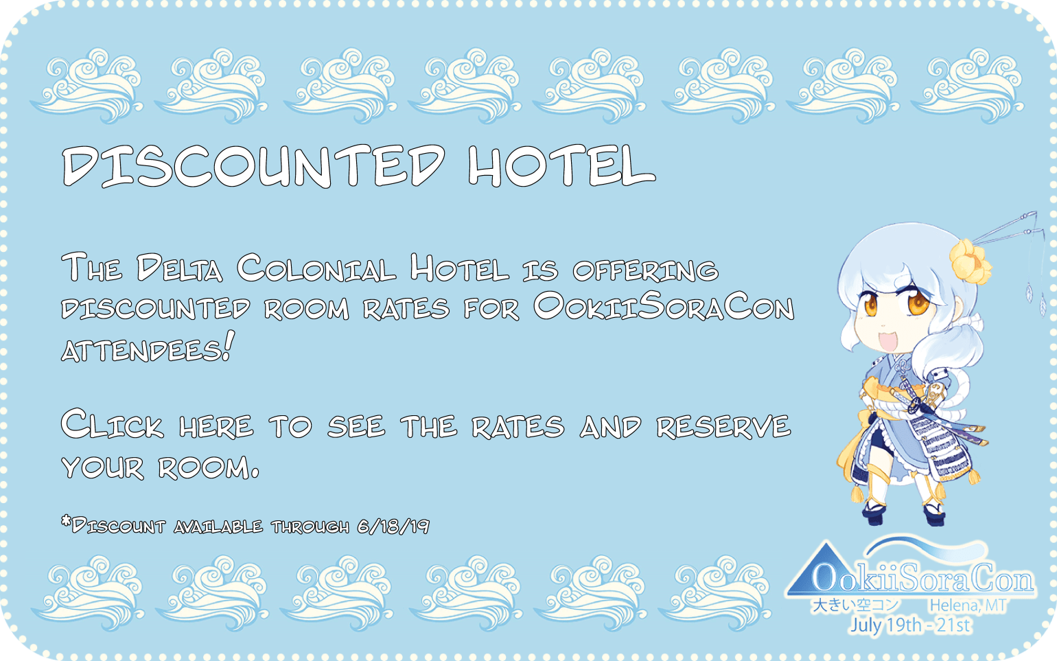 Discounted Hotel