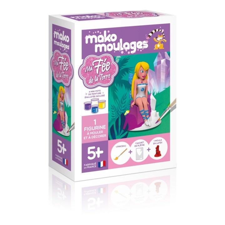 fee-set Mako Moulage Fées