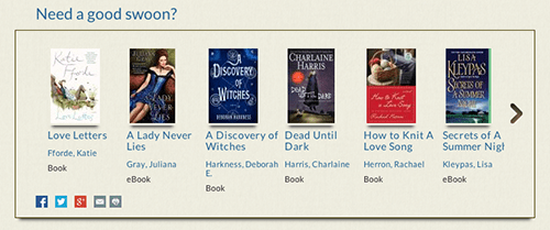 Need a good swoon? Grab one of these titles
