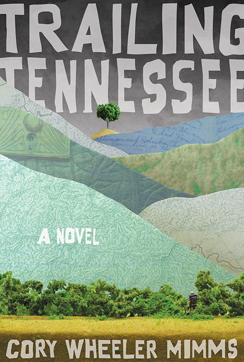 The cover of Trailing Tennessee