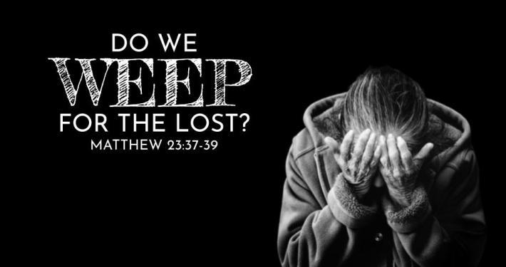 Do We Weep?