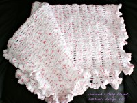 Printable Crochet Patterns For Baby Blankets ~ Dancox for