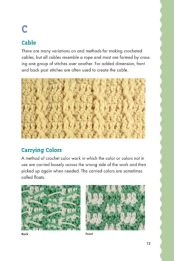 All About Crochet Book Review Oombawka Design Crochet