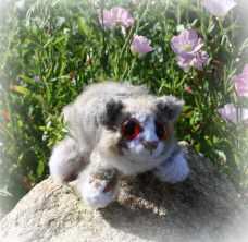 DC | Little Oombawkas | Mini Meow CAL | OombawkaDesign