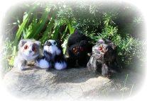 Julies Cats | Little Oombawkas | Mini Meow CAL | OombawkaDesign
