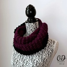 Wrapped January Infinity Scarf