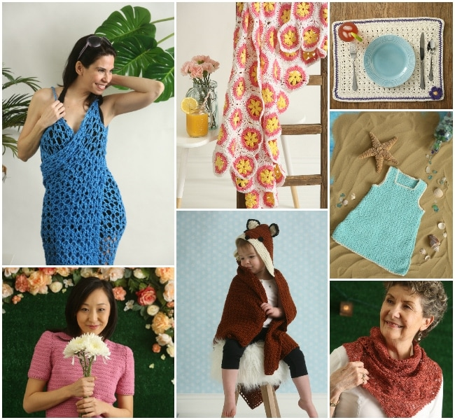 Collage Live. Love. Crochet. June I Like Crochet