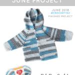 Baby Bear Hoodie Crochet Pattern Oombawka Design Crochet