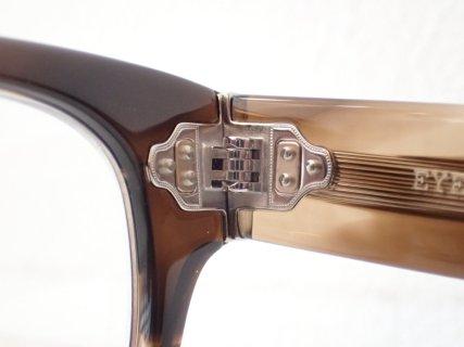 60年代のMA-1のあの部分が眼鏡に?|アイヴァン7285(EYEVAN7285)「329」