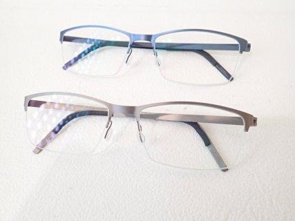 仕事のできるクールな男性に変身できるメガネです!|LINDBERG(リンドバーグ) 「STRIP 7406」
