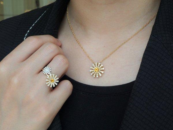 ダミアーニにお花モチーフ?手元や首元で咲くマルゲリータ ファッションジュエリー ダミアーニ