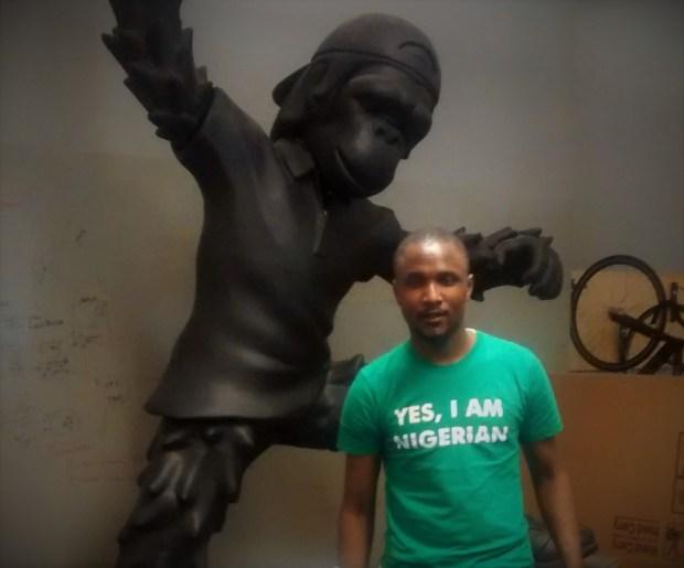 I, Nigerian