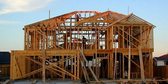 Каркасні будинки - швидкий термін будівництва і привабливий зовнішній вигляд