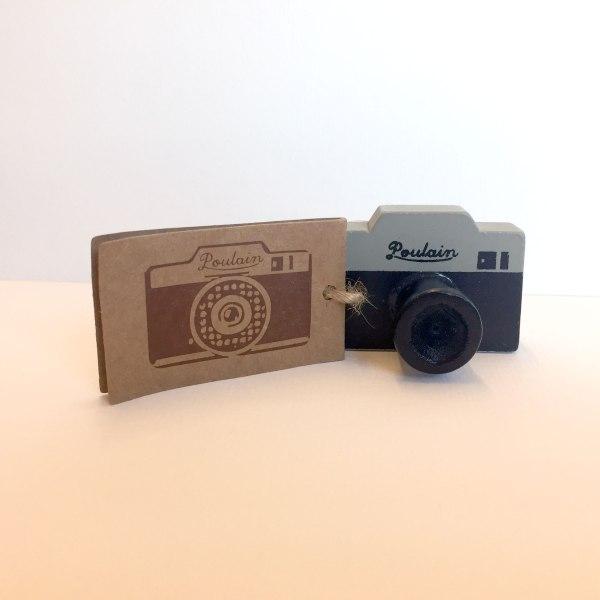 Kamera Stempel, Vintage Kamera