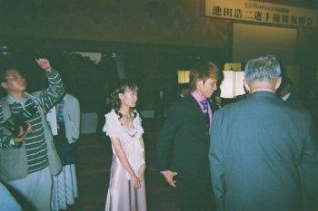池田浩二と嫁