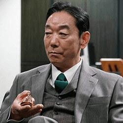 ドラマ「コードネームミラージュ」石丸謙二郎