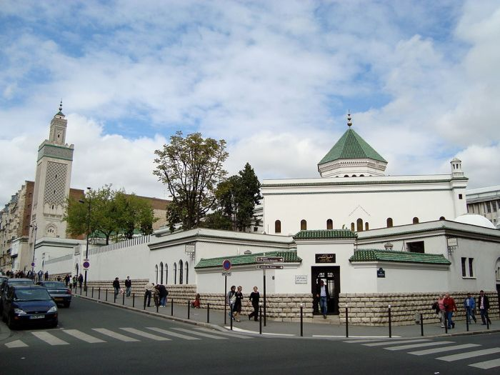 Paris Grande Mosque