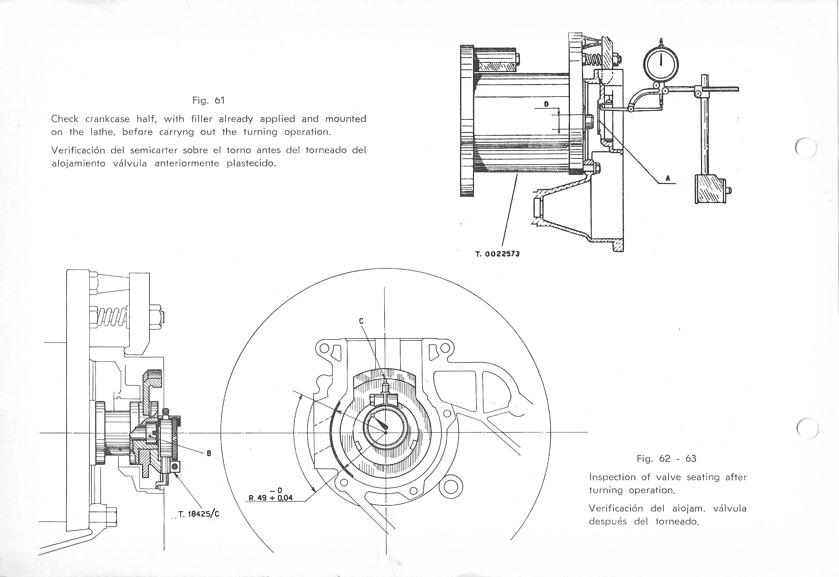 Vespa Service Station Manual 162