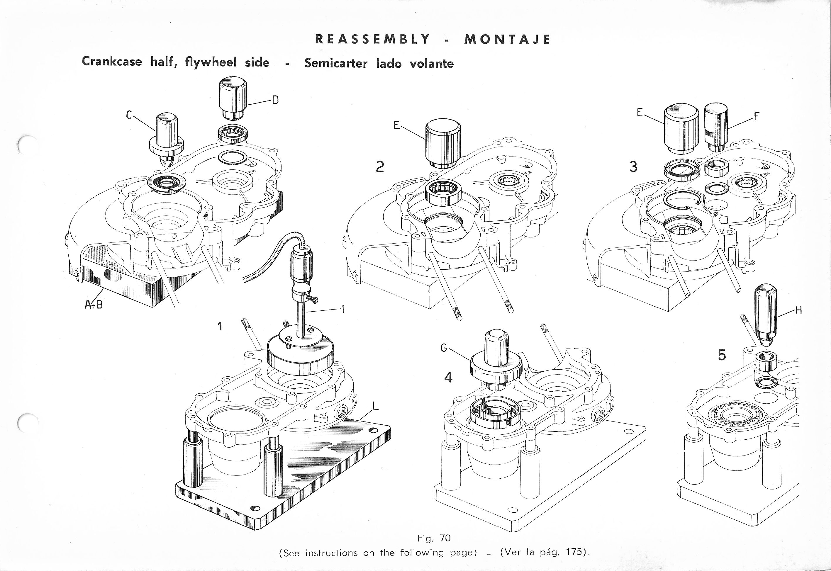 Vespa Service Station Manual 173