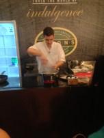 Take Home Chef at Jason's Kitchen with Chef Claudio Sandri
