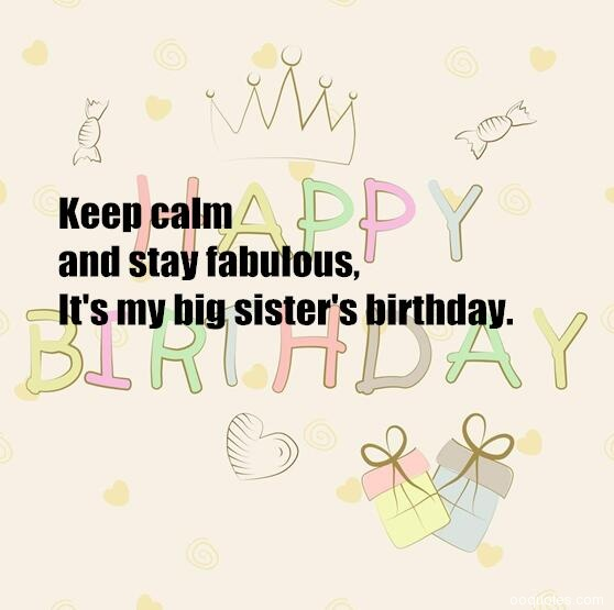 22 Happy Birthday Wishes To My Lovely Sister Sister