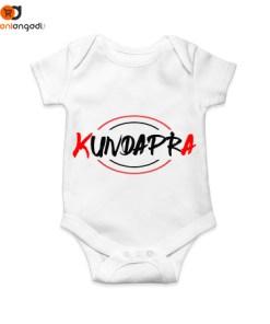 Kundapura Kids Romper -English