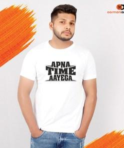 Apna Time Aayega Men's T-Shirt