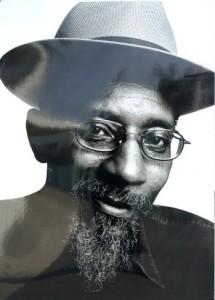 Linton Kwesi Johnson. Fotograaf: Akynou