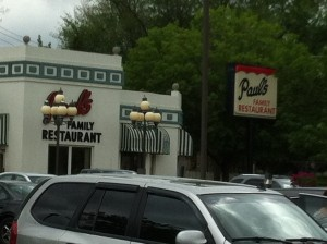 Pauls Family Restaurant, Elgin, IL