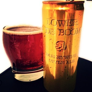 Lower De Boom by 21st Amendment Brewing
