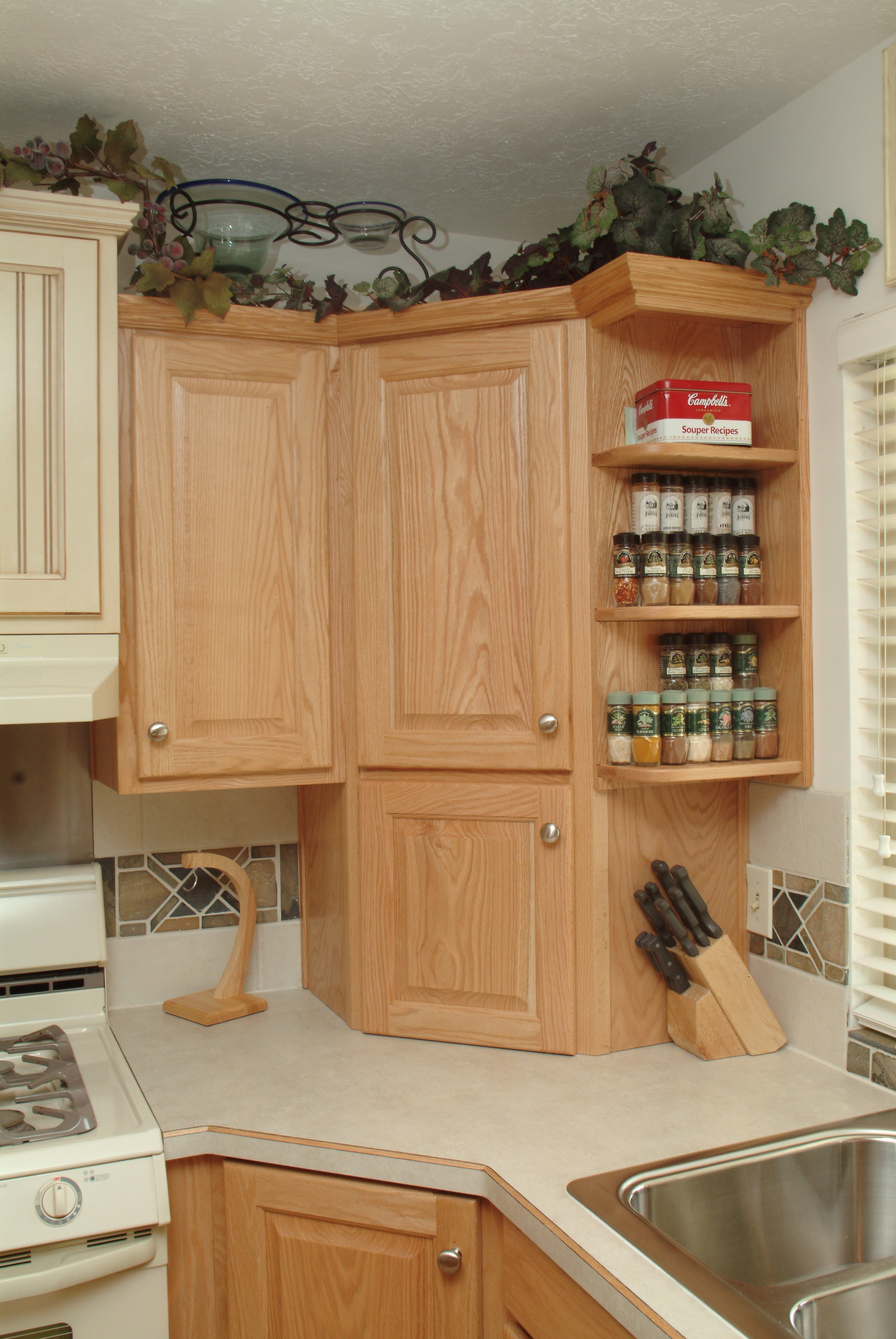 kitchen cabinets glass doors weird gadgets accessories - out of the woods custom cabinetry