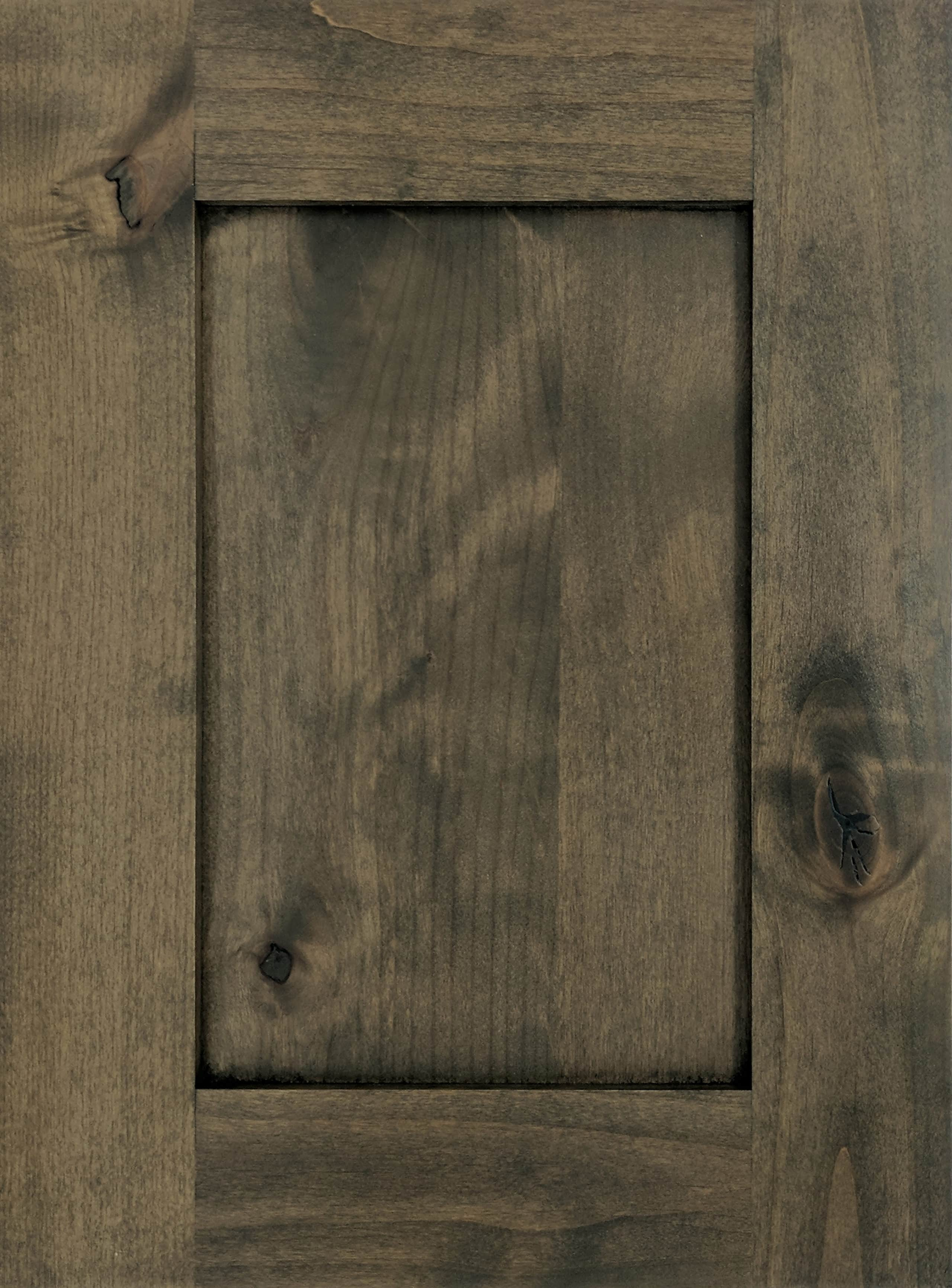 Rustic Alder  Out Of The Woods Custom Cabinetry