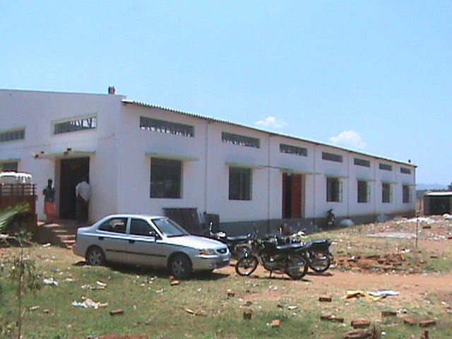 Coimbatore spinning mill for sale (1/6)