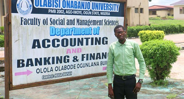 Final Year Banking & Finance Student Emerged The 2nd Runner Up at the CIBN National Essay Competition