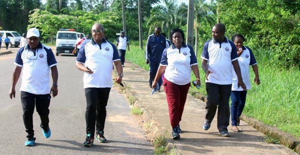 SPORTS ASSOCIATION, Registrar,-Mr-Femi-Ogunwomoju-Prof.-Ebun-Oduwole