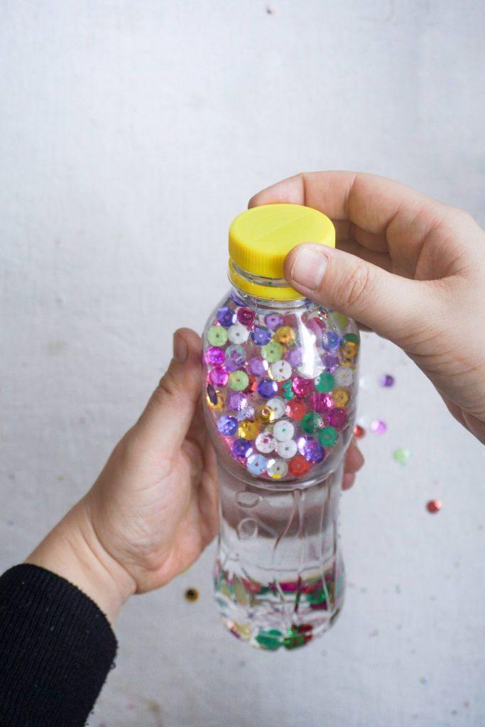 Sensorik Flaschen