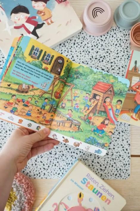 Bilderbücher für Kinder ab 1 Jahr