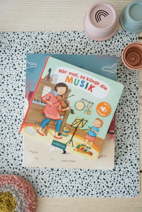 Bücher für Einjährige