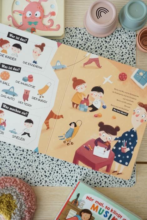 Buchempfehlung für Kleinkinder