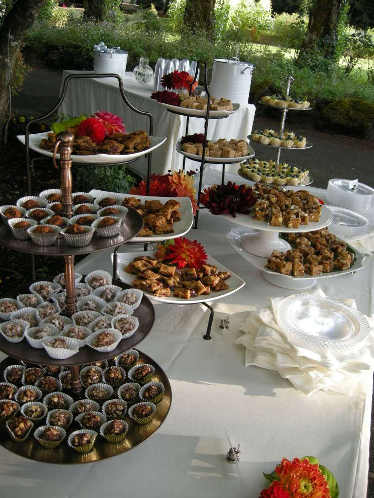 Dessert Buffet OozingInks Blog OozingInks Blog
